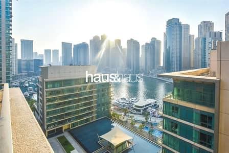 3 Bedroom Apartment for Rent in Dubai Marina, Dubai - Spacious 3BR + Maids | Marina Views | Al Majara 1