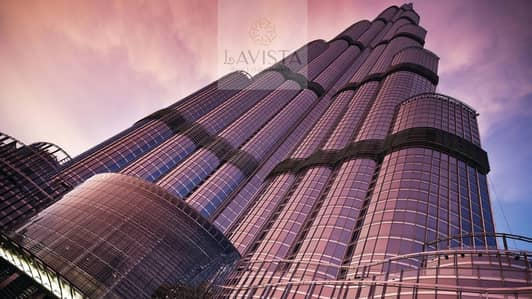 4 Bedroom Flat for Sale in Downtown Dubai, Dubai - Lavista are pleased to present this 28th-floor penthouse at The 118 in Downtown Dubai.  Sitting across from the Burj Kha