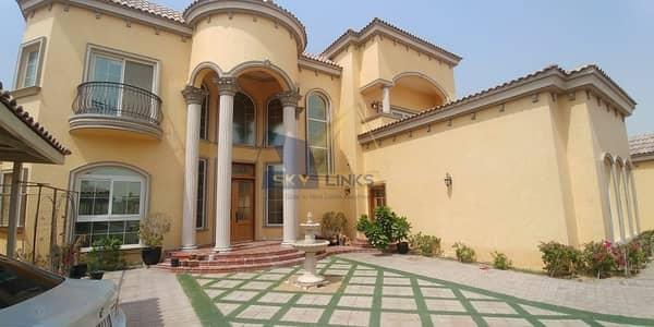 6 Bedroom Villa for Rent in Al Barsha, Dubai - Luxury 6BR Villa with Elevator  For Rent in Al Barsha