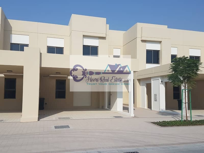 2 Lavish! Brand New 3 bed+ Maid Villa For Rent in Safi Townhouses @95k
