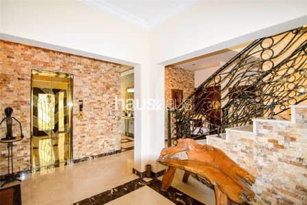 فیلا 5 غرفة نوم للبيع في عقارات جميرا للجولف، دبي - Upgraded | Maids + Drivers room | Spacious 5 BR