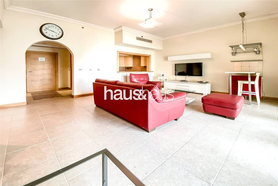 Furnished | Available Now | 2 Bed + Maids