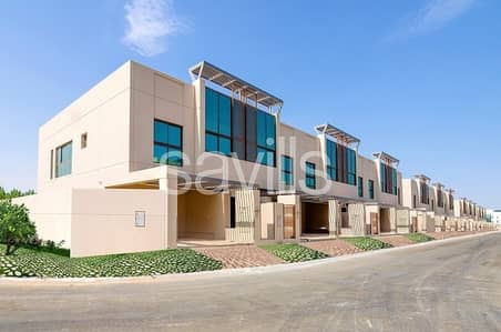 فیلا 4 غرفة نوم للايجار في ميدان، دبي - To be handed over soon! Great Finishing - 4 Beds - Brand New - Fitted Kitchen
