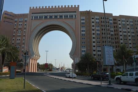 مکتب  للايجار في بوابة إبن بطوطة، دبي - Fitted office space  for RENT in Ibn Battuta Gate