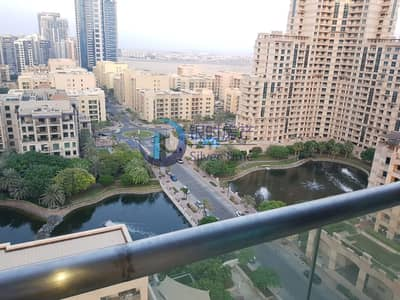 1 Bedroom Apartment for Rent in The Views, Dubai - Cheapest Price lake view |2 washrooms