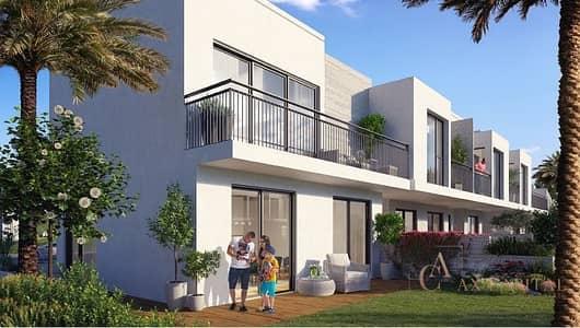 تاون هاوس 4 غرف نوم للبيع في دبي الجنوب، دبي - PRESTIGIOUS APARTMENT IN PARKSIDE