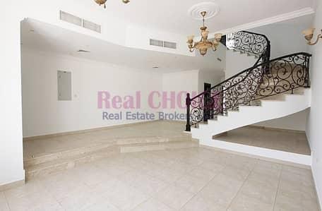 فیلا 4 غرفة نوم للايجار في مردف، دبي - 4BR Villa | Semi Independent With Private Entrance