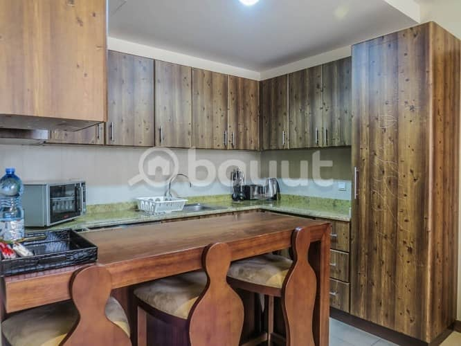 2 Furnished 2 BR apartment near Mall of Emirates