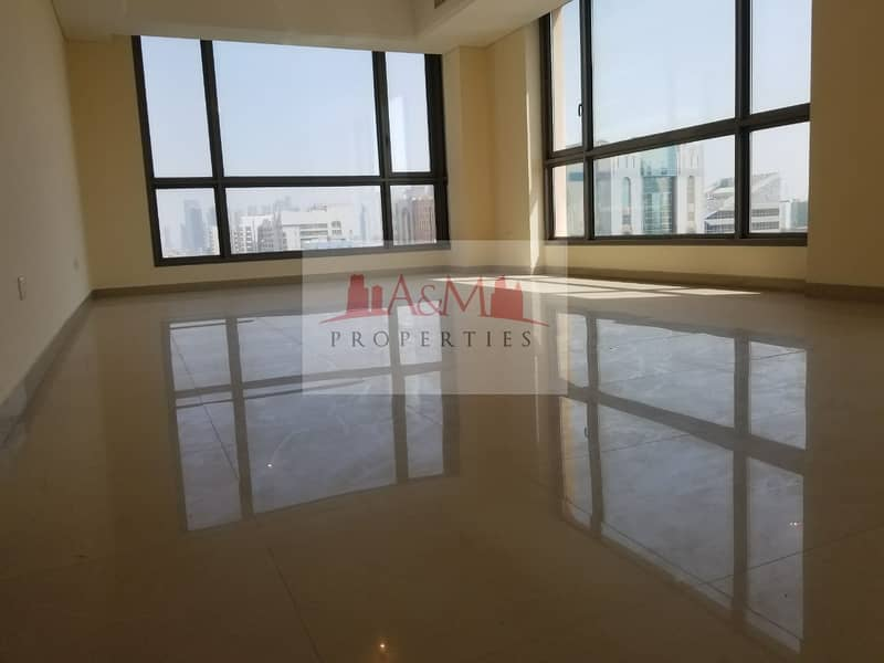 3bhk+maid in al murjan tower with all facilities!