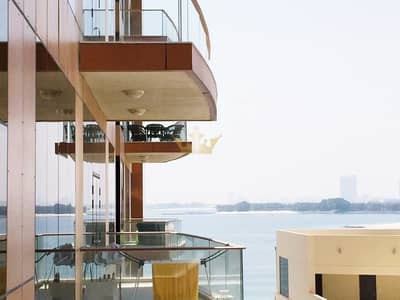 3 Bedroom Apartment for Rent in Palm Jumeirah, Dubai - Tanzanite 3BR+Stor Rm+Study Rm