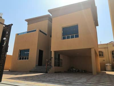 6 Bedroom Villa for Sale in Al Mowaihat, Ajman - Villa for sale 6 bedrooms master large building area very excellent location