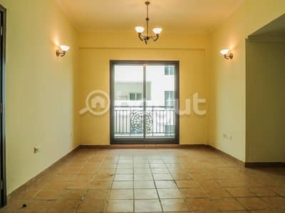2 Bedroom Apartment for Rent in Al Barsha, Dubai - 2 BR unfurnished apartment for rent near MOE