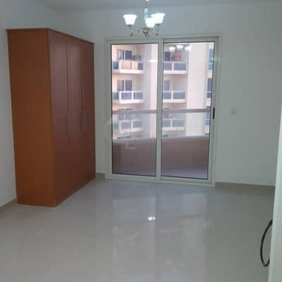 Studio for Rent in Dubai Production City (IMPZ), Dubai - Lake Side Tower A Studio Ready To Move On High Floor