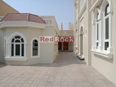 7 Bedroom Villa for Rent in Al Barsha, Dubai - Magnificent 7 BR Large || Maids + Drivers Room || Gym Area