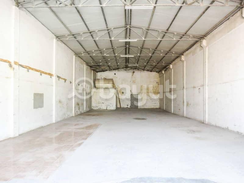 No commission, spacious warehouse near Sharjah Cricket Stadium