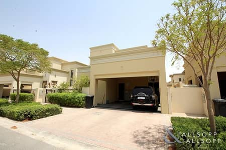 5 Bedroom Villa for Rent in Arabian Ranches 2, Dubai - 5 Bed | Maids | Landscaped | Double Garage