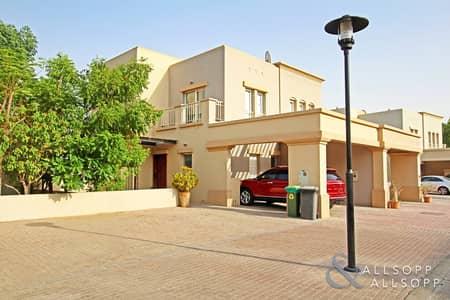 2 Bedroom Villa for Rent in The Springs, Dubai - Springs 11 | Type 4E | Full Lake View |2BR