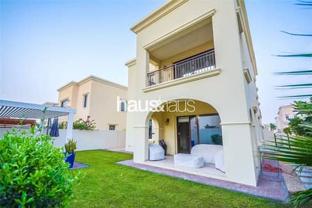 3 Bedroom Villa for Rent in Arabian Ranches 2, Dubai - Type 1 | Seconds from the pool | Immaculate
