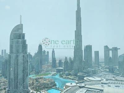 فلیٹ 2 غرفة نوم للايجار في وسط مدينة دبي، دبي - Furnished | Burj Khalifa View | Bills included