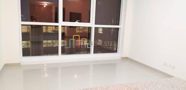 فلیٹ 1 غرفة نوم للايجار في جزيرة الريم، أبوظبي - 4 Cheques 55K!!!Bright and Beautiful 1 BR Hall with All Facilities