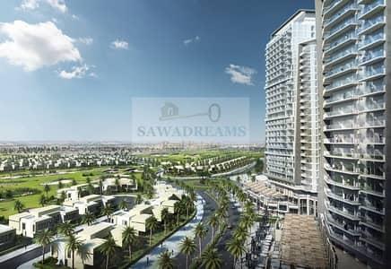 Hotel Apartment for Sale in DAMAC Hills (Akoya by DAMAC), Dubai - Invest Radisson hotel studio. Furnished.
