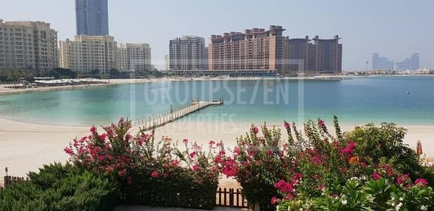 5 Bedroom Townhouse for Sale in Palm Jumeirah, Dubai - Amazing 5 Beds Villa plus Maids for Sale Best Offer