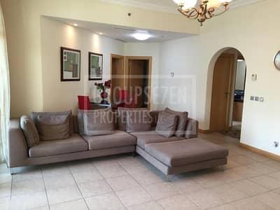 شقة 2 غرفة نوم للايجار في نخلة جميرا، دبي - 2 Bedroom Apartment in Palm Jumeirah Furnished