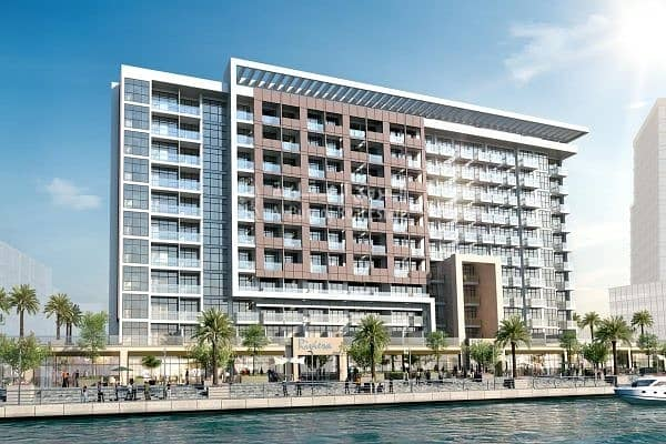 Full Canal View Retail in Meydan|No comission