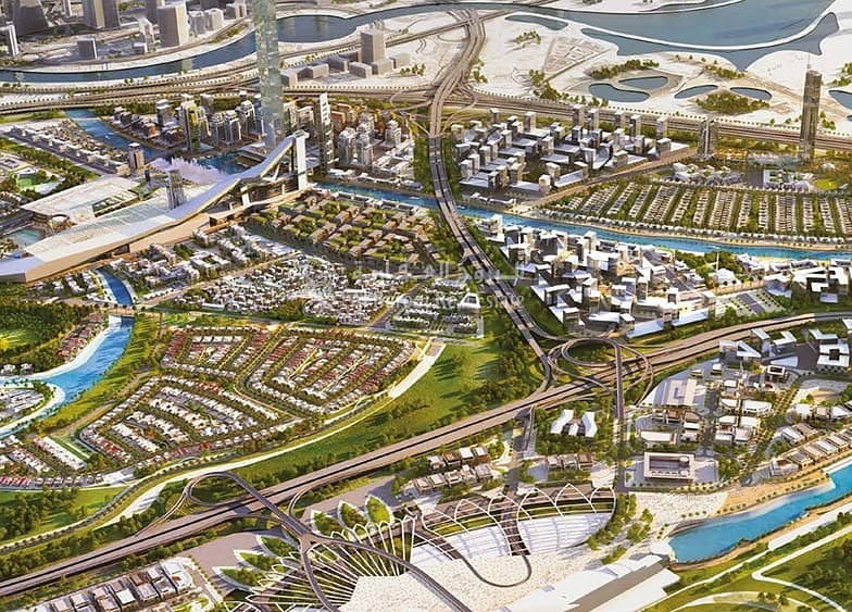 11 Full Canal View Retail in Meydan|No comission