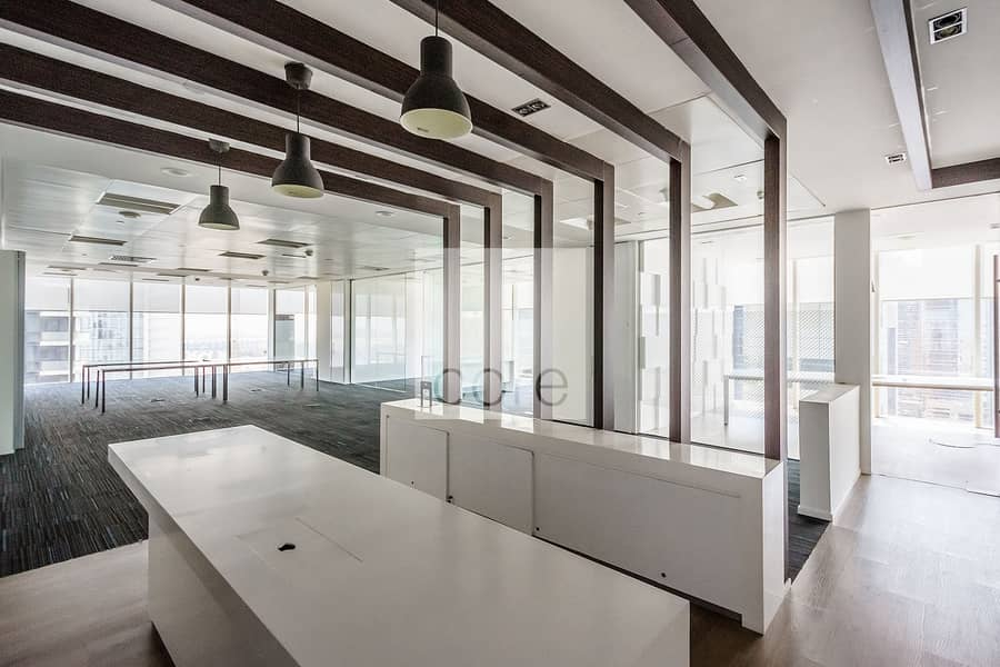 High quality fitted office good location