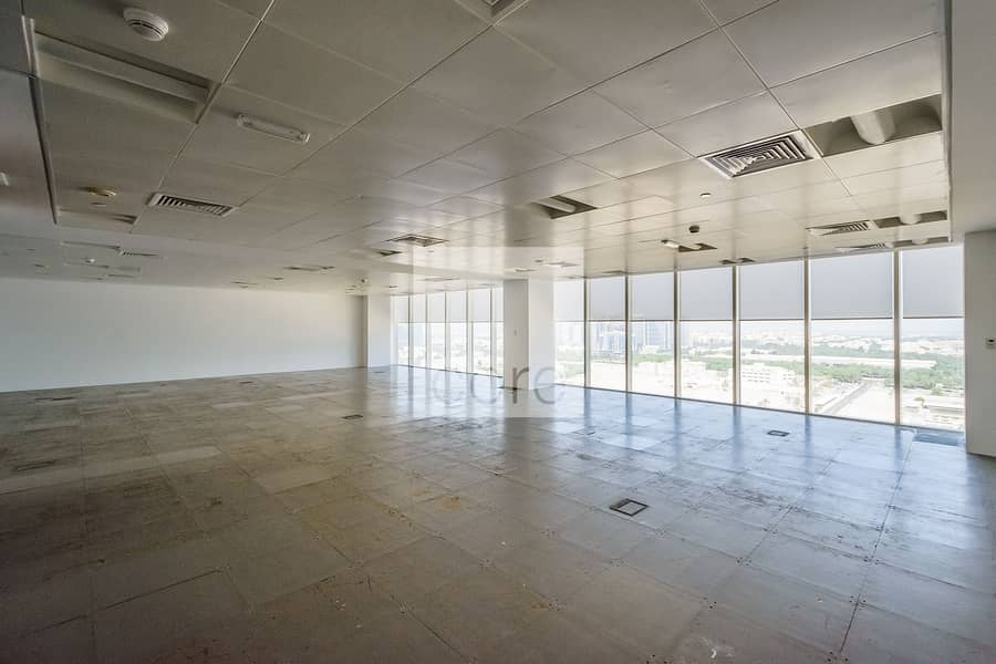 Easy accessible office high floor available