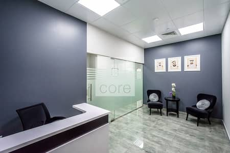 Fully Fitted | Luxury Office | High Floor