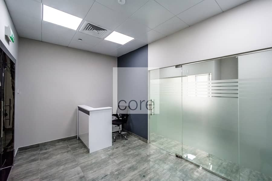 2 Fully Fitted | Luxury Office | High Floor