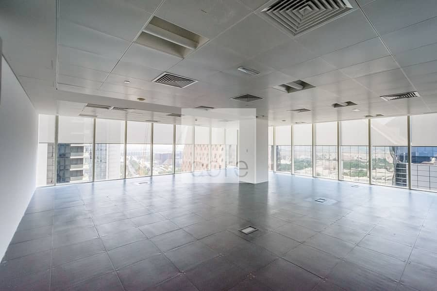 10 Ideally located spacious office high floor