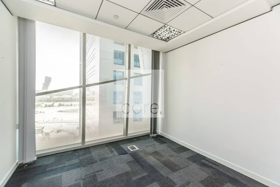 2 Fully fitted with partitions prime location