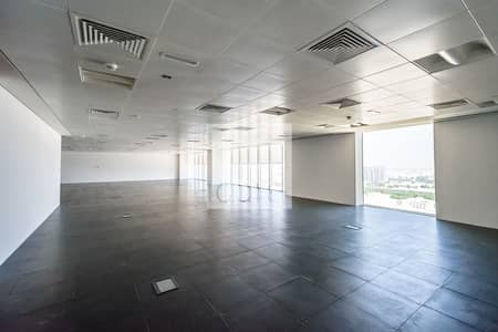 Office for Rent in Capital Centre, Abu Dhabi - CAT A office available for lease high floor