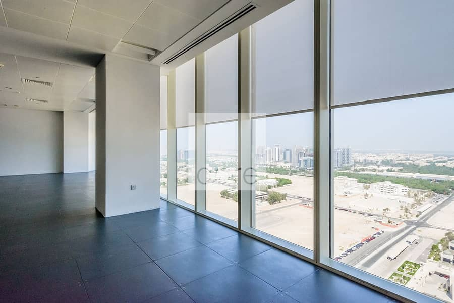 10 CAT A office available for lease high floor