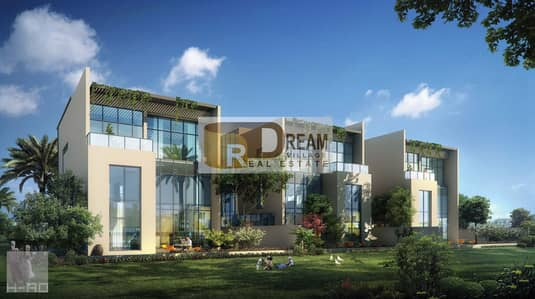 6 Bedroom Villa for Sale in Meydan City, Dubai - In the center of Medan luxury villas 6 -Bd  ready to move and installments up to 20 years