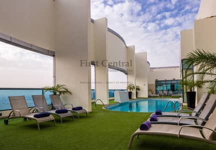 1 Bedroom Hotel Apartment for Rent in Barsha Heights (Tecom), Dubai - Great Deal for fully furnished classic one bedroom suite in First Central Hotel Suite