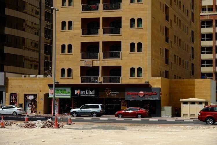 11 Shop for rent in Al Barsha 1