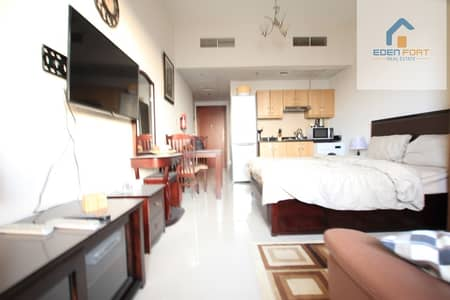 Studio for Rent in Dubai Sports City, Dubai - Furnished Studio| Elite Residence 8 |DSC