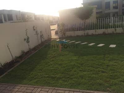 فیلا 4 غرفة نوم للايجار في دبي هيلز استيت، دبي - Brand New Corner 4 bed Villa Lush Green Garden