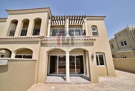 2 Bedroom Villa for Sale in Serena, Dubai - Two Bed +Maids Villa below OP price Bella Casa