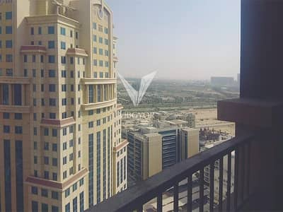 1 Bedroom Apartment for Rent in Dubai Silicon Oasis, Dubai - Spring Oasis at DSO- Vacant 1BR on High Floor