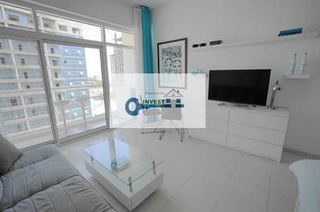 استوديو  للبيع في مدينة دبي الرياضية، دبي - HOT OFFER STUDIO UNIT FOR SALE FULLY FURNISHED WITH DESIGNER