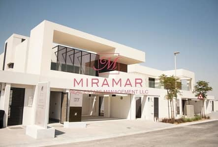 فیلا 5 غرف نوم للايجار في جزيرة ياس، أبوظبي - فیلا في وست ياس جزيرة ياس 5 غرف 220000 درهم - 4337755