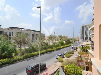 تاون هاوس 3 غرفة نوم للايجار في قرية جميرا الدائرية، دبي - Beautiful 3BR+Maid in JVC - G+2 Townhouse