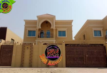 5 Bedroom Villa for Rent in Al Mowaihat, Ajman - Modern villa for rent in Al Mwaihat1- AJMAN