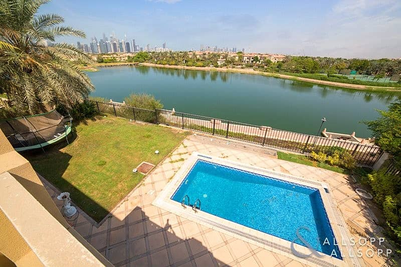 Oasis Cluster | 4 Bed | Main Lake View<BR/>