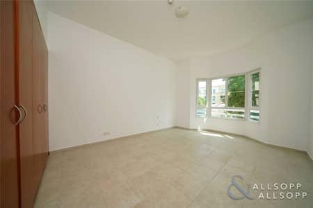 شقة 2 غرفة نوم للايجار في جرين كوميونيتي، دبي - Pool View | Corner Apartment | 2 Bedroom